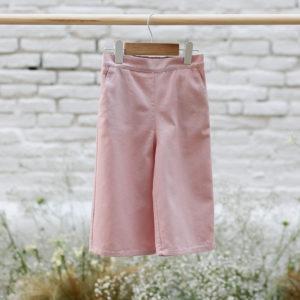 culotte rosa algodon organico